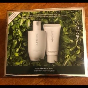 🍃AMORE PACIFIC Cleanse & Hydrate Duo Gift Set NEW